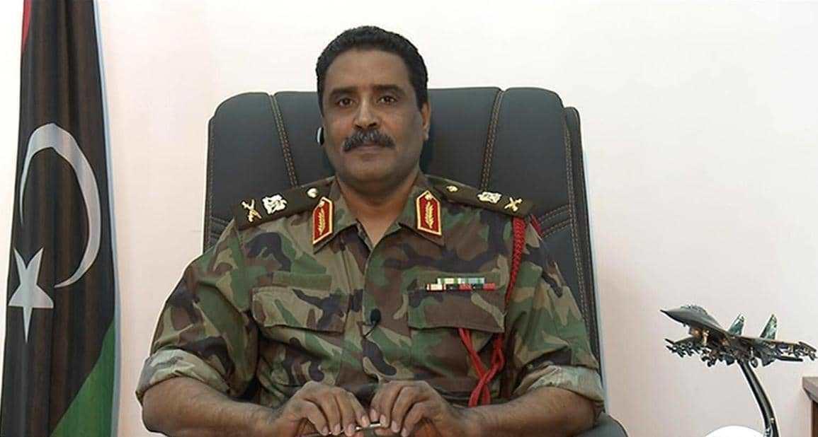 ЛНА против продолжения конфликта в Ливии