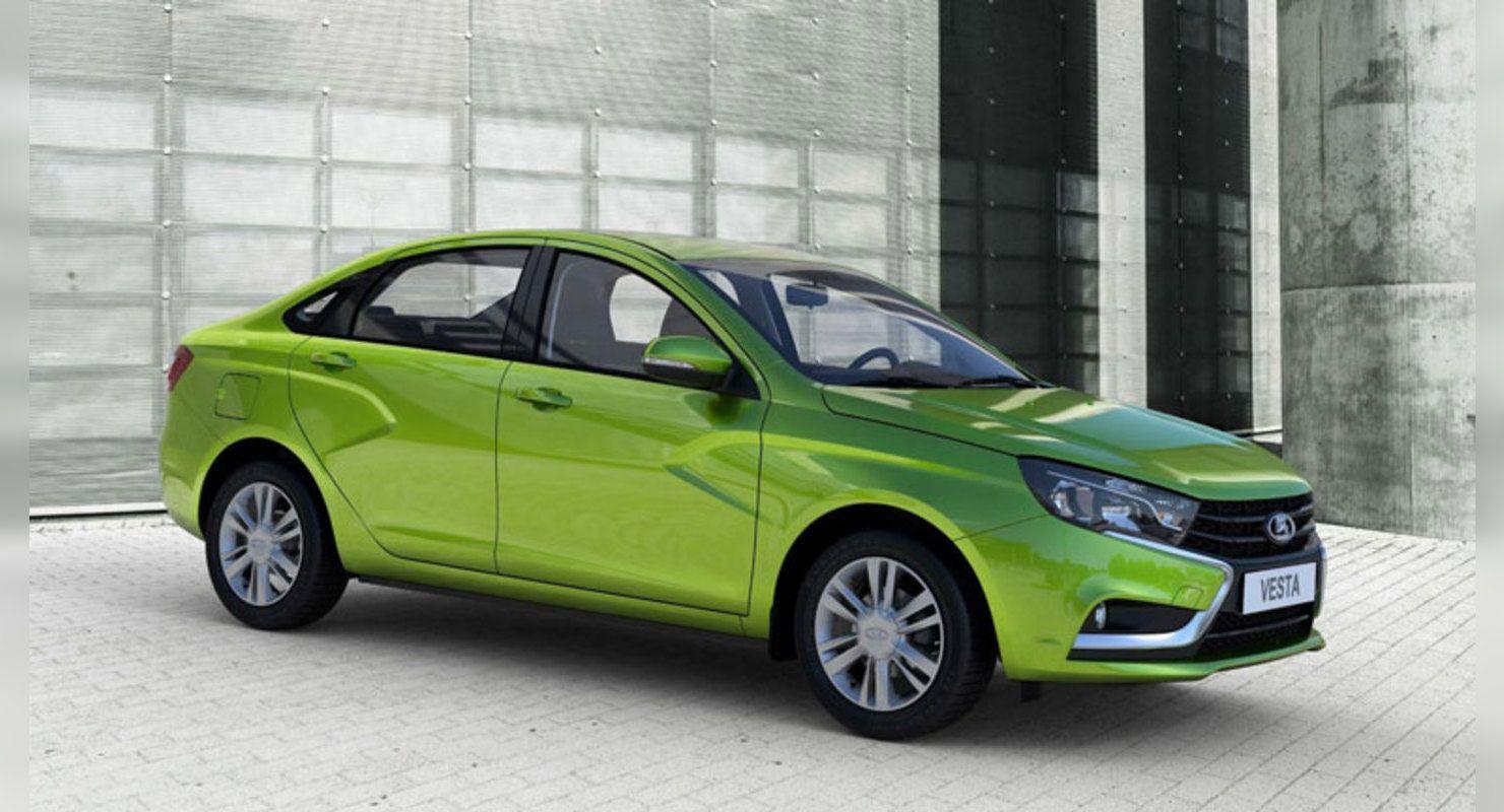 АвтоВАЗ вновь пересмотрел комплектации Lada Vesta Автобизнес