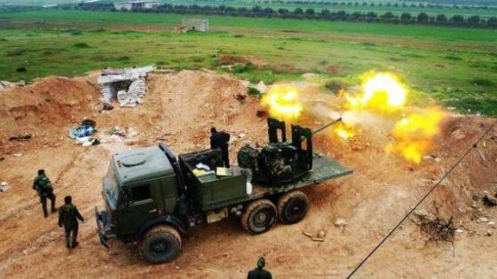 Сирия открыла огонь по военному самолету США, — СМИ