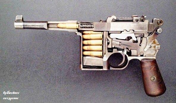 Mauser К96 Bolo