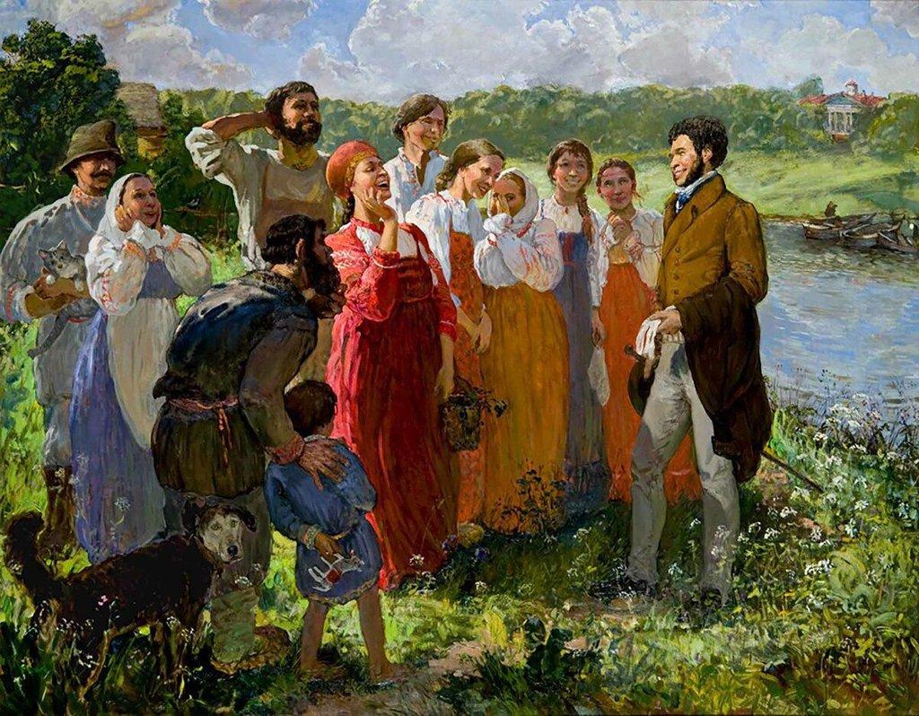 Почему о Суворове ходили слухи, что он работорговец?