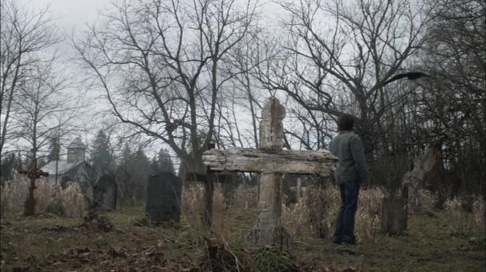Кладбище Сталл - врата ада.