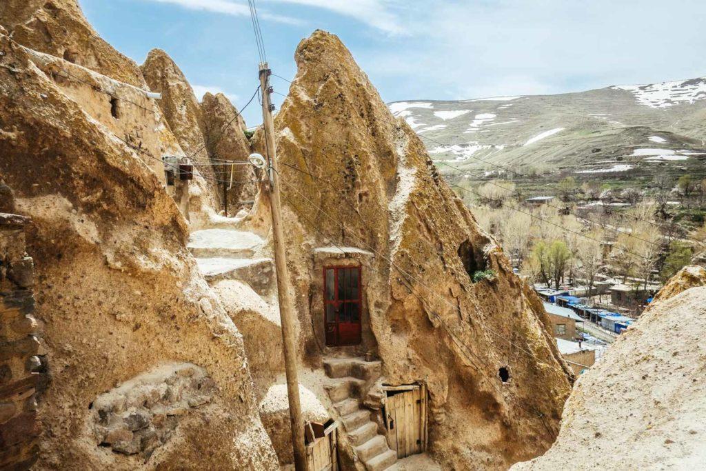 Кандован – удивительная деревня на склоне вулкана архитектура,где и как,кто,необычные дома