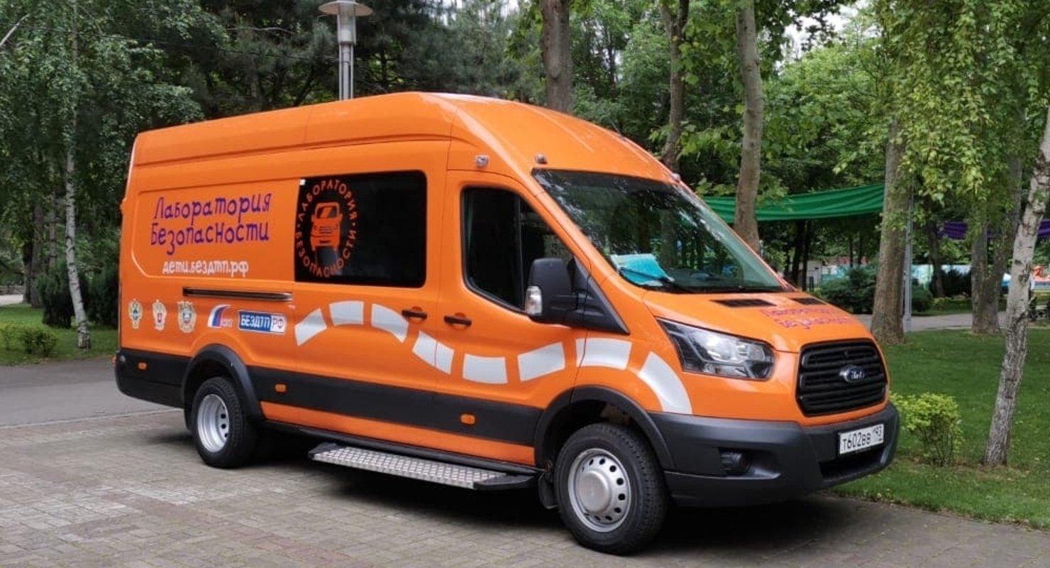 В Краснодаре откроется первый на территории Кубани детский центр по профилактике травматизма при ДТП Автомобили