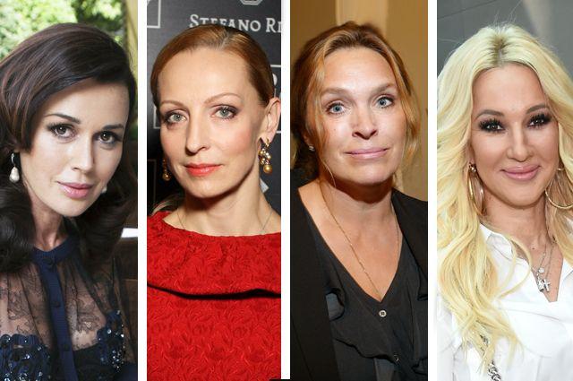 Заворотнюк и Ко. 6 известных женщин, ставших мамами после сорока