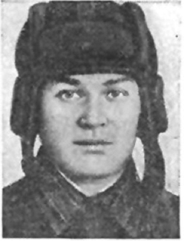 Герои Советского Союза. Василий Сергеевич Хомяков