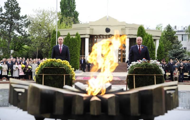 «Бессмертный полк» 2019 в Молдавии: самый массовый за пределами РФ геополитика