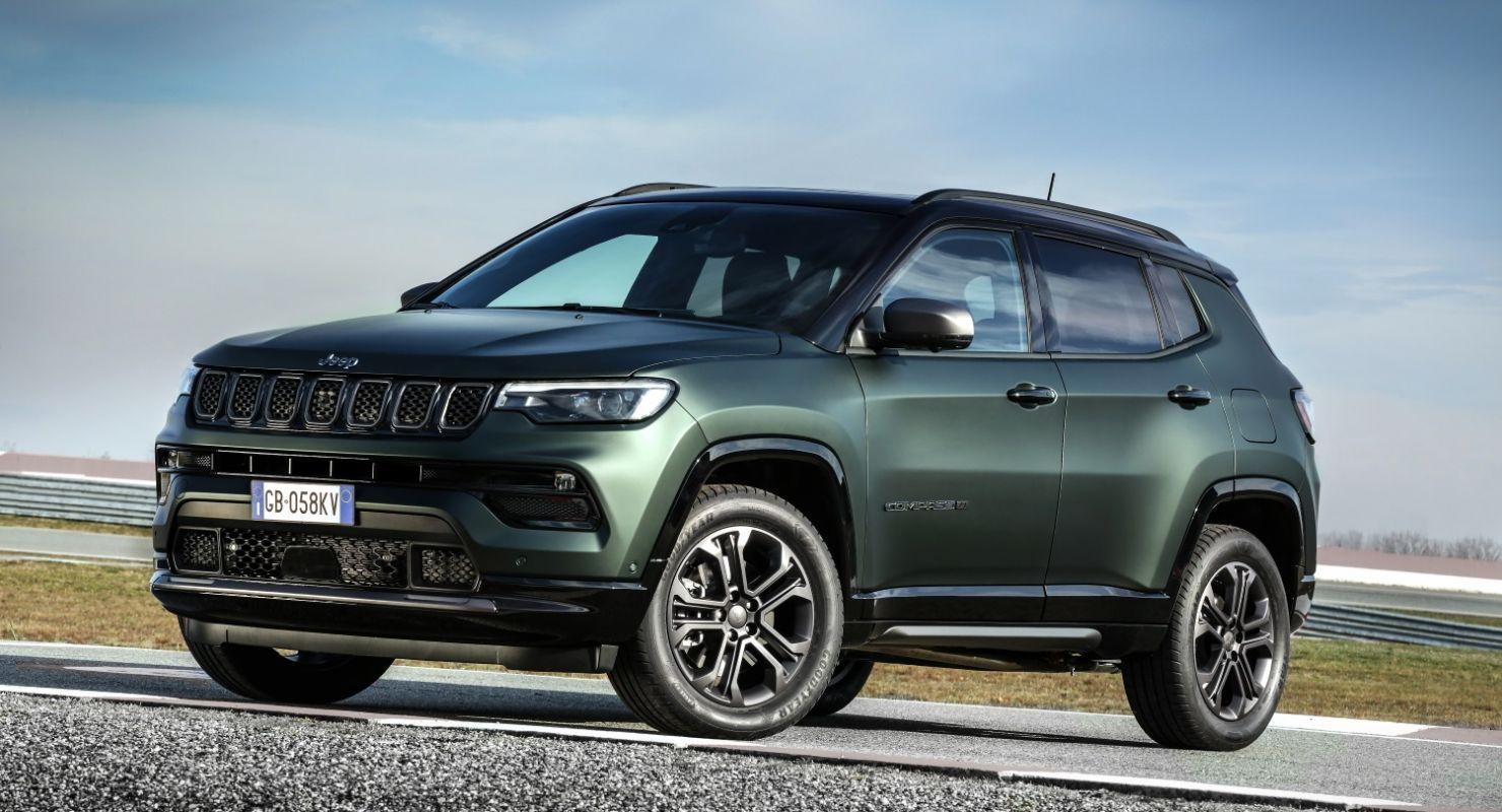 Бренд Jeep отмечает 80-летний юбилей инноваций и невероятных достижений Автомобили