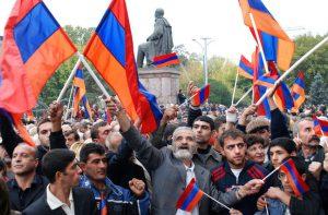 Армения в руках Запада, кто …