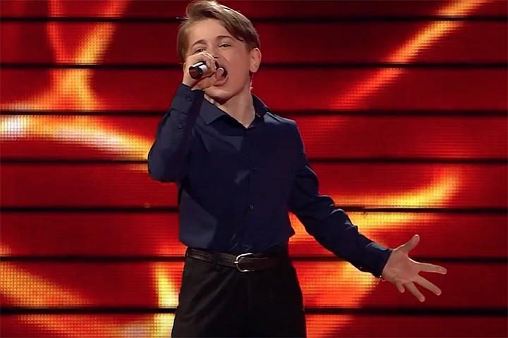 Победитель шоу «Голос. Дети» Рутгер Гарехт: «Я пел «Офицеры» про тех, кто отдает свои жизни, чтобы мы спокойно жили»