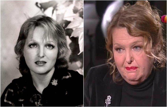 Тогда и сейчас: Советские и российские актеры