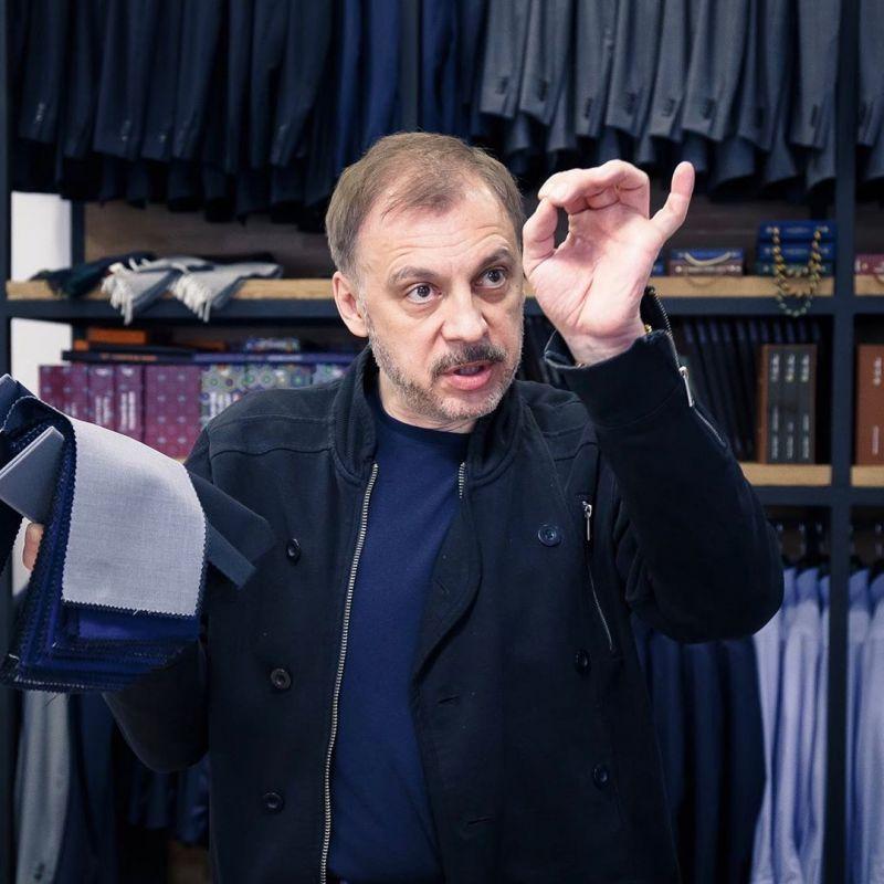 Бархатный голос российского ТВ: Сергей Чонишвили, как сложилась его жизнь