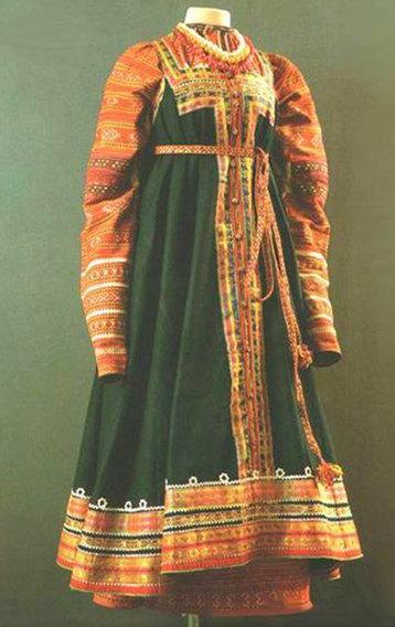 Русский-народный костюм: какой бы носила ты мода и красота,одежда и аксессуары,традиционный костюм