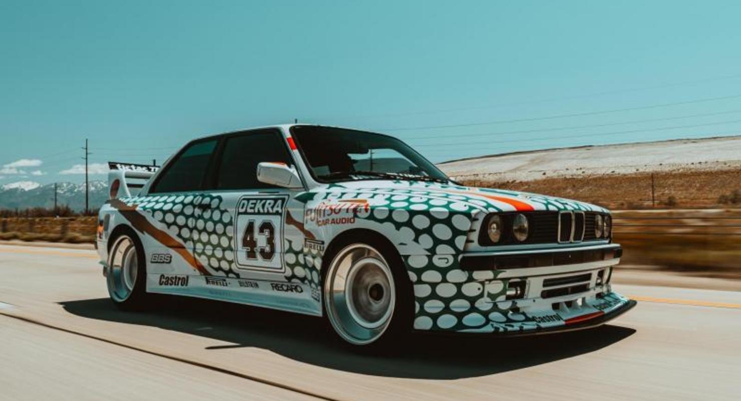 В Сети опубликовали фото кастомного проекта BMW 3 Series E30 Автомобили
