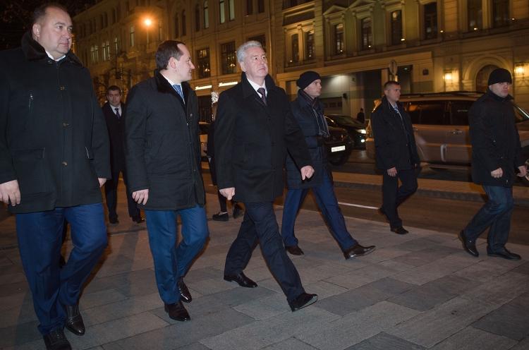 За 7 лет Собянин построил современную Москву на месте лужковского шанхая
