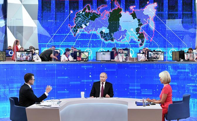 Путин сделал вид, что пенсионной реформы не было