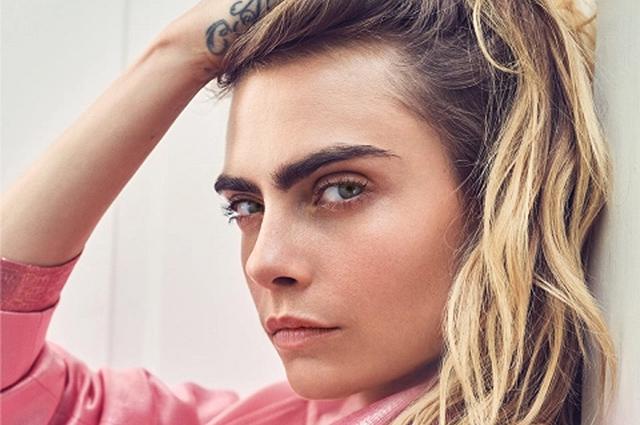 Кара Делевинь заявила в интервью о своей пансексуальности