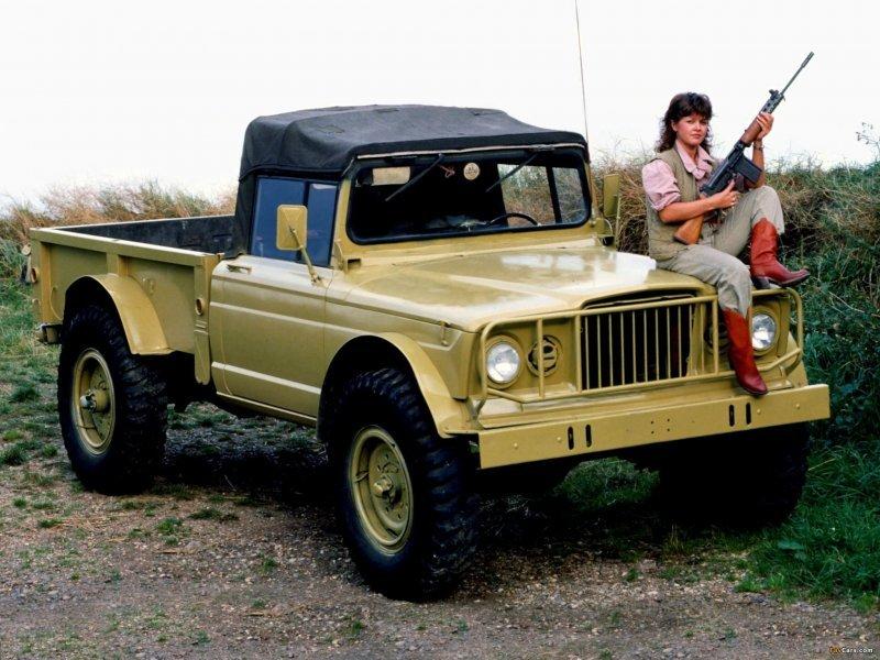 Почти неизвестный Jeep