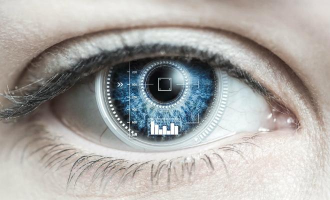 Имплант глаза