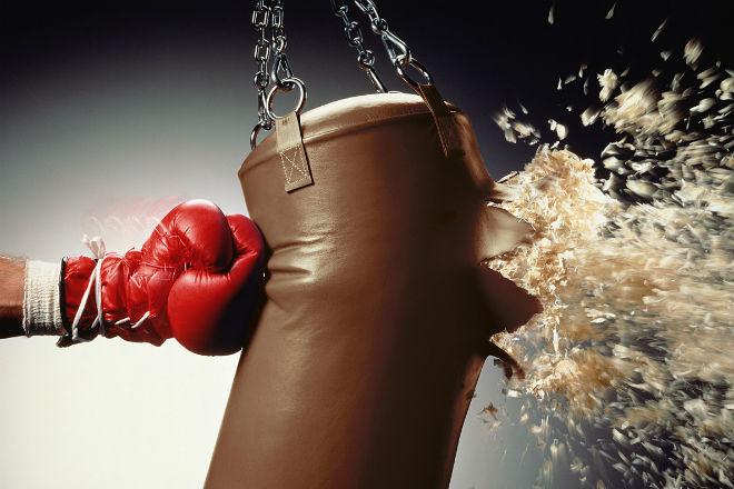 Советская школа бокса: постановка удара