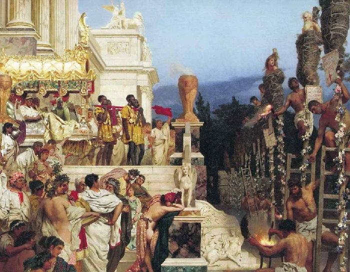 Смерть за веру: Казни апостолов и последователей Христа на живописных полотнах известных художников