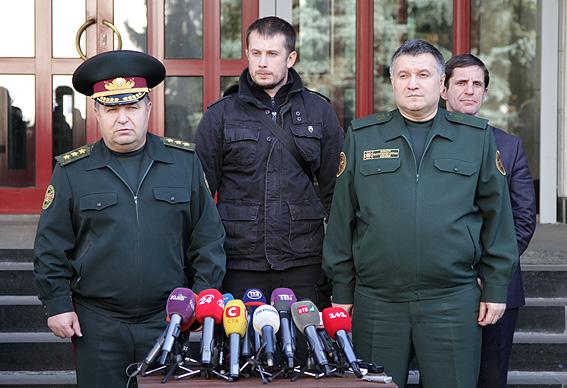 Геращенко проболтался, что Билецкий ходит советоваться с Аваковым