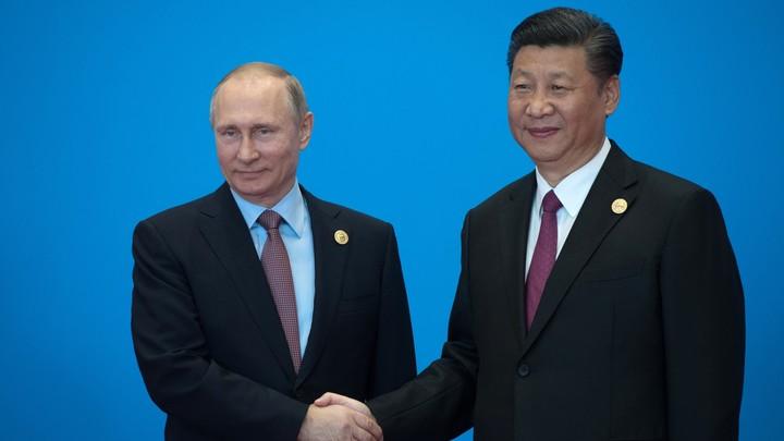 Почему Новый шёлковый путь для Китая выгоднее делать через Россию