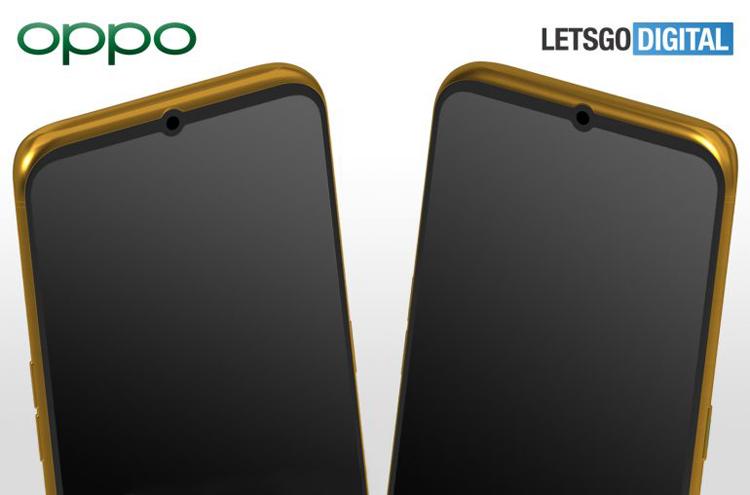 OPPO нашла «новое» место для селфи-камеры в смартфоне