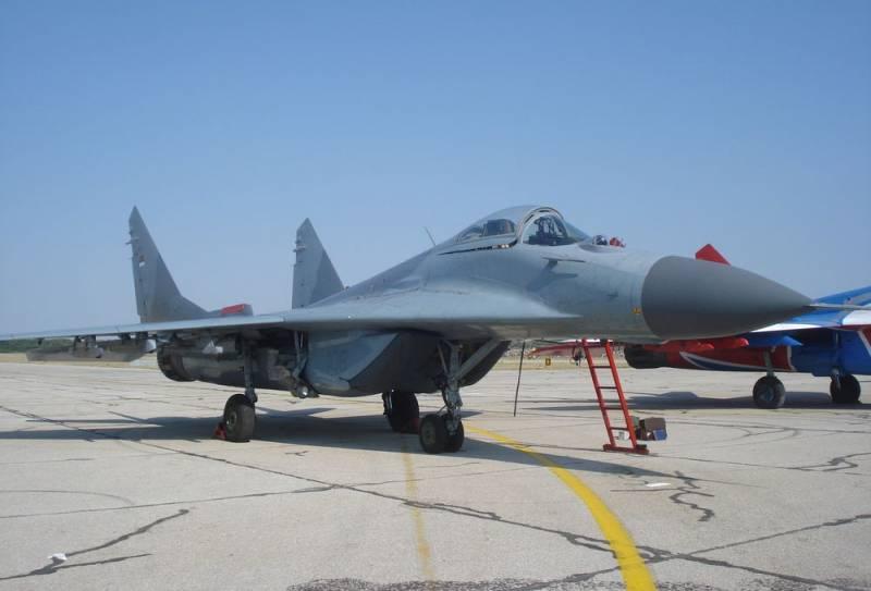 Хорватия выбрала «противоядие» от российских МиГ-29 в Сербии Новости