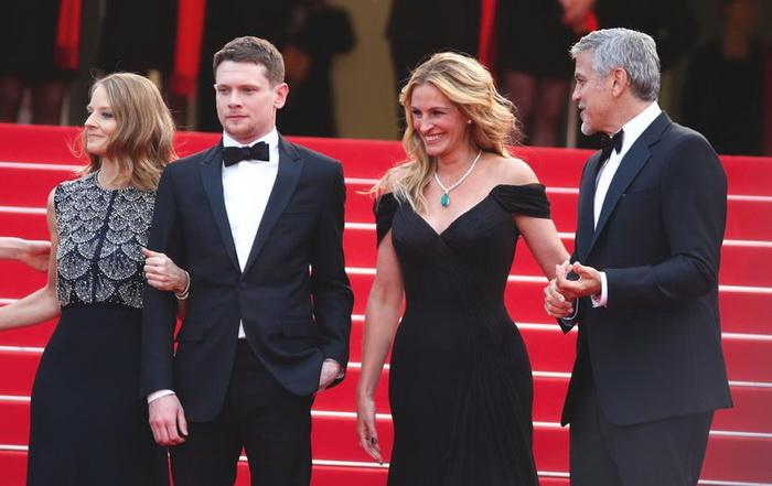 Иностранные, в том числе американские фильмы на фестивале в Каннах составляют большую часть программы