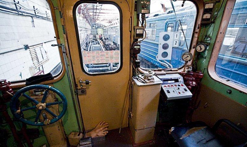 Когда я работал машинистом поезда метро, это был мой любимый розыгрыш
