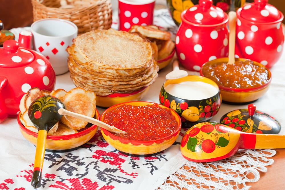 Картинки по запроÑу Блюда, которые традиционно едÑÑ' на МаÑленицу