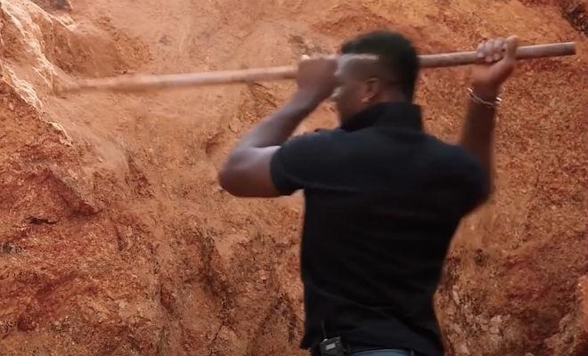 Тренировка сверхчеловека из ММА: боец-профи показал свои упражнения Культура