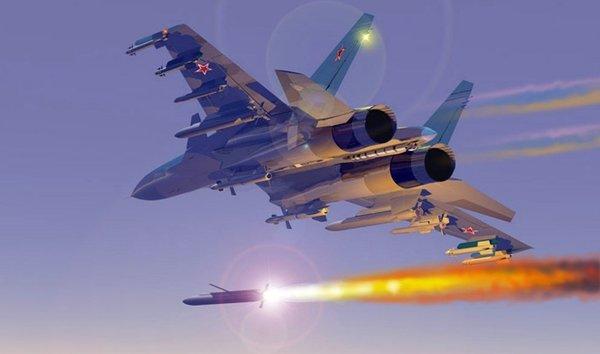 3 мая ВКС России в Сирии здо…
