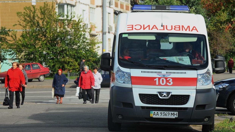 Украинский минздрав оценил последствия техногенной аварии на «Ровноазот» Общество