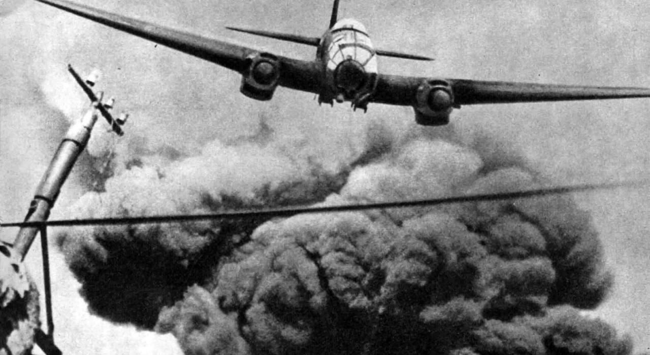 Карты взял? Две колоды! - или нелепые ошибки бомберов Второй мировой