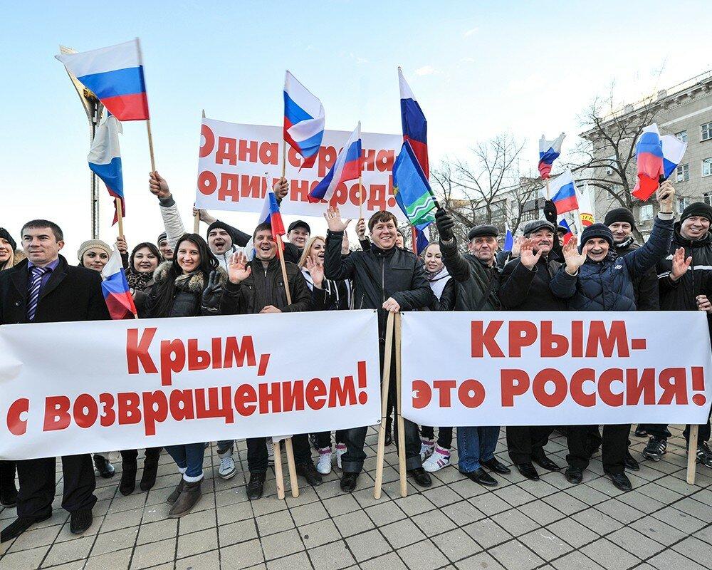 Невзоров заявил, что крымчане хотят вернуться в состав Украины