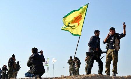 Курдистан на обломках Халифа…