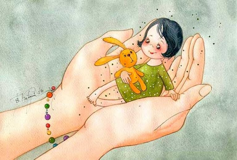 Несколько родительских фраз, за которыми стоит не только любовь