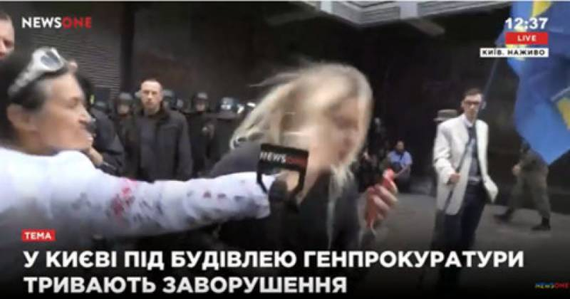 Прямая линия с Киевом. А почему не с Луганском?