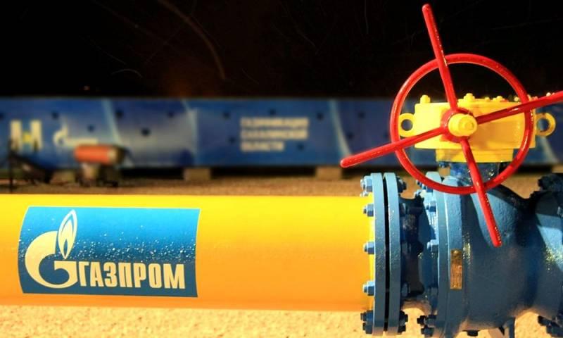 «Газпром» исполнил мечту Украины