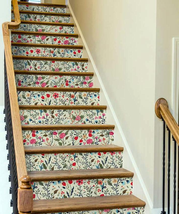 Творческое применение остатков обоев для украшения дома для дома и дачи,интерьер