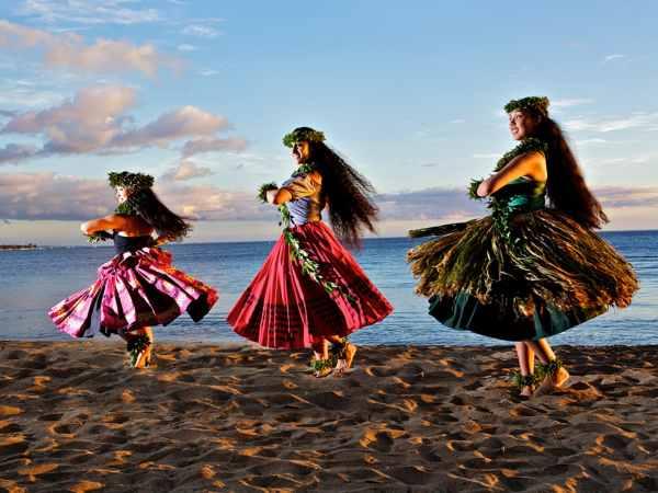 Хула – танец Гавайских островов