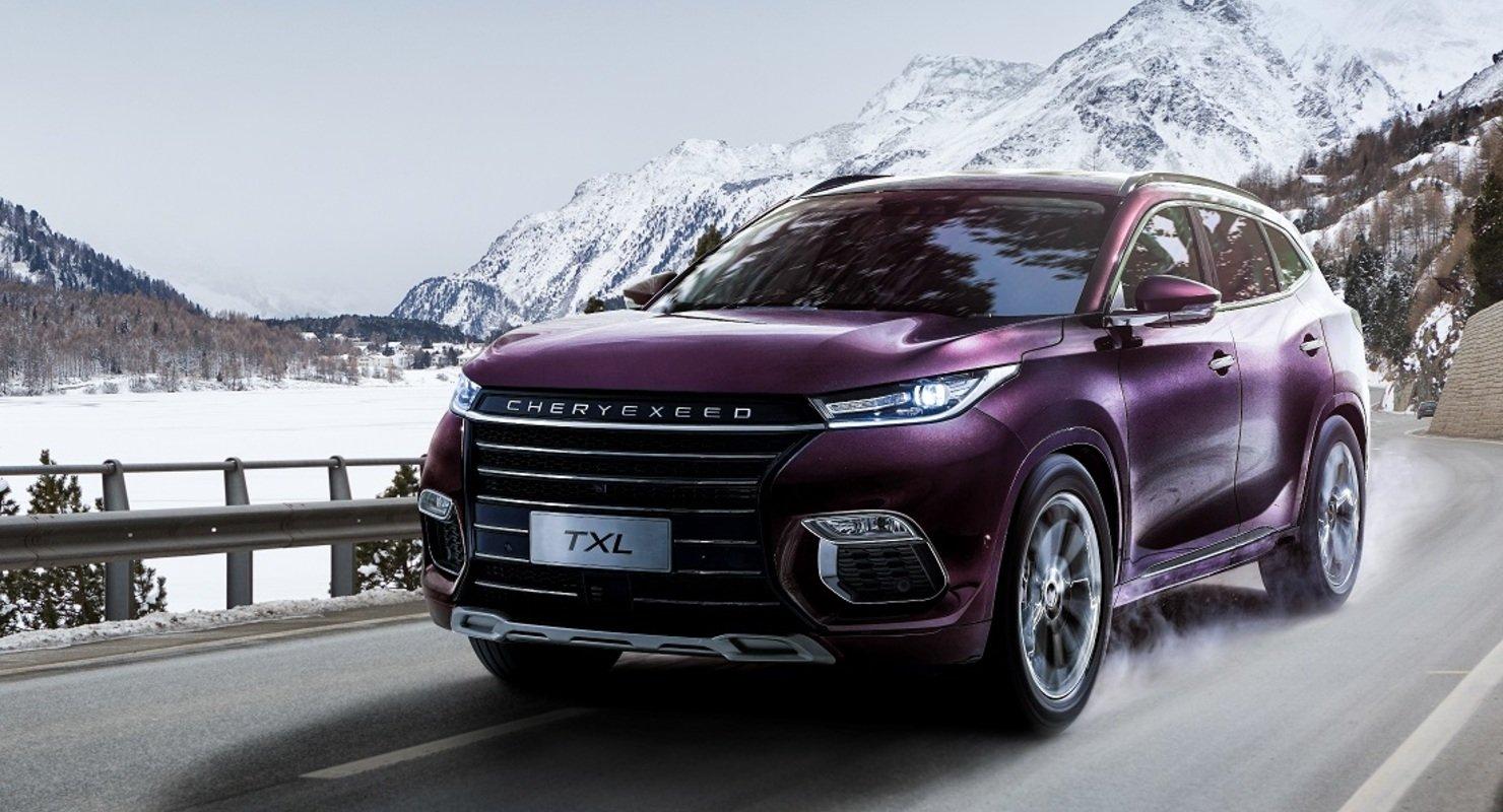 ТОП-5 самых дорогих китайских автомобилей на рынке РФ Автомобили