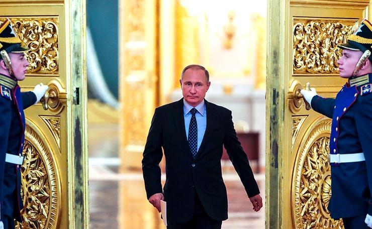 Все президенты, кроме Путина…
