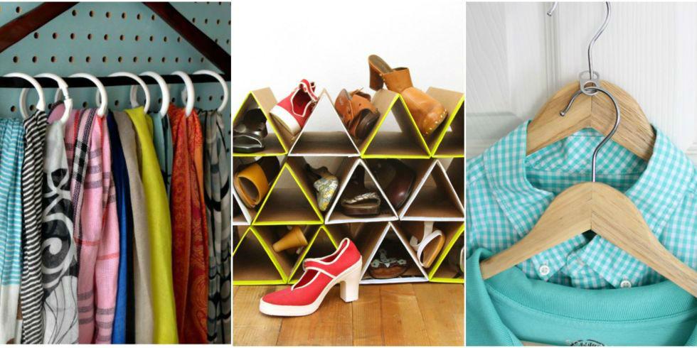 Как упорядочить гардероб