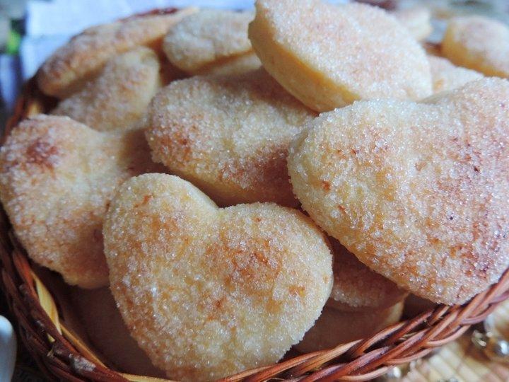 Творожное печенье - простой и легкий рецепт