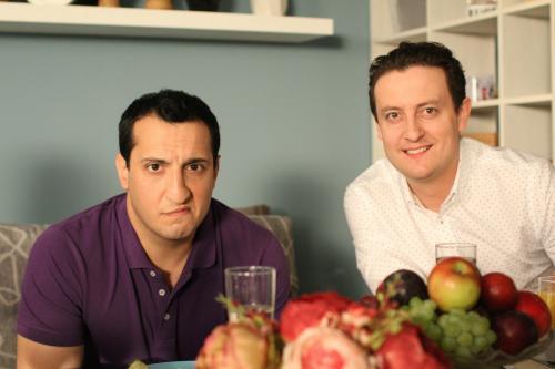 Арарат Кещян смирился с недостатками жены и мечтает о третьем ребенке