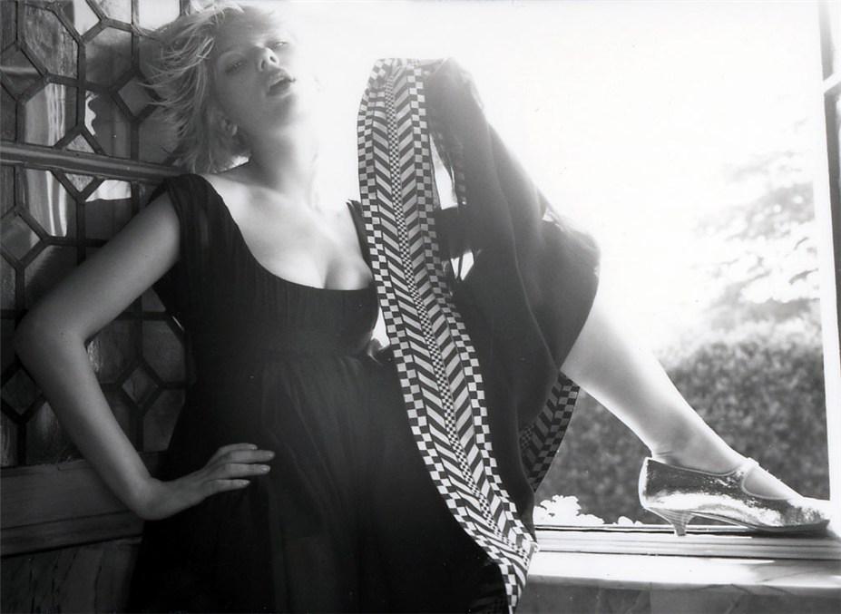 Скарлетт Йоханссон / Scarlett Johansson by Sheryl Nields