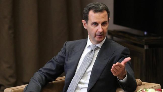 Президент Сирии вернул Парижу Французский орден почетного легиона